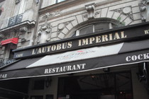 L'Autobus Impérial - Bar | Café | Restaurant in Paris.
