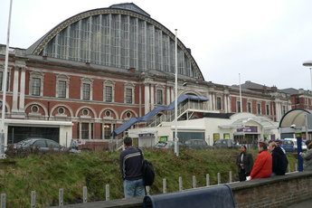 Olympia Exhibition Centre - Convention Center in London.