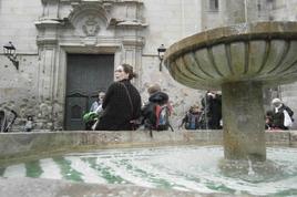 Plaça Sant Felip Neri - Landmark | Plaza in Barcelona.