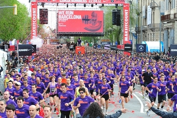 Cursa de Bombers - Running | Sports in Barcelona.