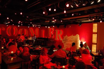 Toomler - Comedy Club in Amsterdam.