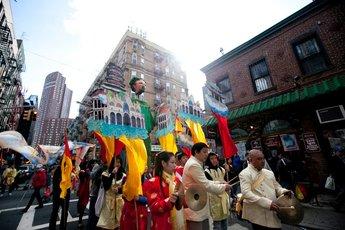 New York City Marco Polo Festival - Cultural Festival | Street Fair | Parade in New York.