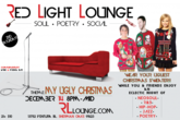 Red Light Lounge: My Ugly Christmas - Special Event | Poetry / Spoken Word in Los Angeles.