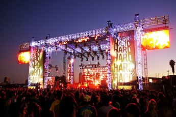 HARD Summer - Music Festival in Los Angeles.