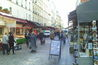 Rue Cler - Market | Outdoor Activity | Shopping Area in Paris.