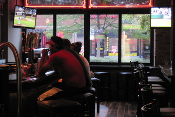Leader Bar - Restaurant | Sports Bar in Chicago.