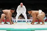 US Sumo Open - Wrestling in Los Angeles.