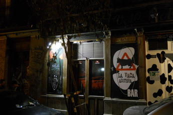 La Vaca Austera - Bar in Madrid.