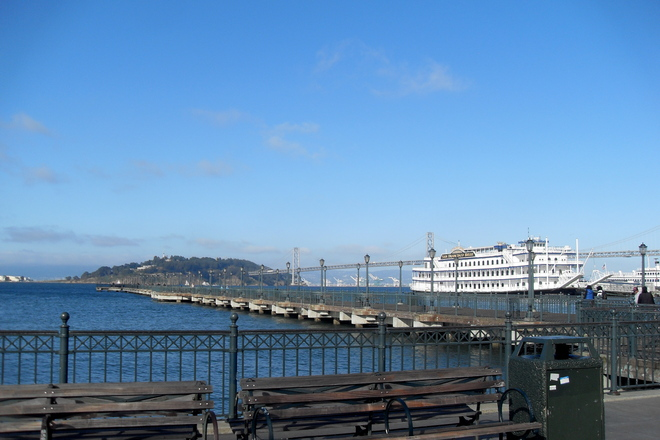 Photo of Fisherman's Wharf, San Francisco