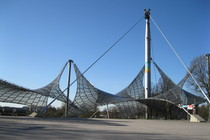 Olympiapark - Beer Garden | Outdoor Activity | Park in Munich.