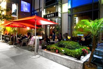 Ayza Wine & Chocolate Bar - Restaurant   Wine Bar in New York.