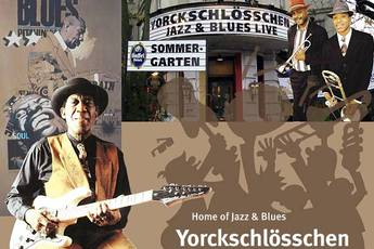 Yorckschlösschen - Jazz Club in Berlin.