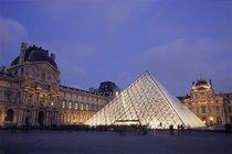 Musée du Louvre - Museum in Paris.