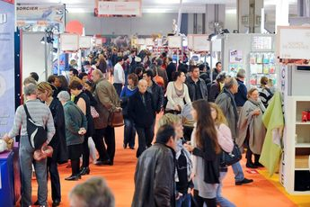 Foire de Paris - Trade Show in Paris.