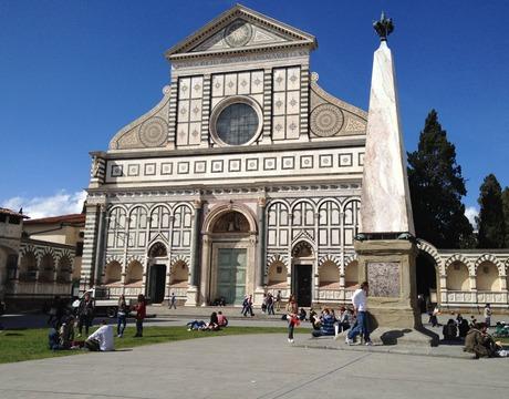 Santa Maria Novella, Florence.