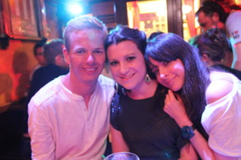 Les 3 Diables - Bar in French Riviera.