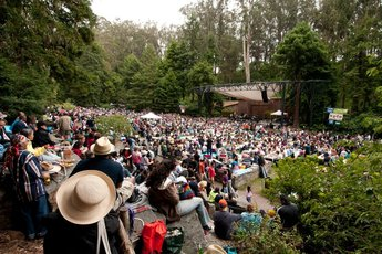 Stern Grove Festival - Music Festival | Performing Arts | Arts Festival | Festival in San Francisco.