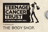 Teenage Cancer Trust at the Royal Albert Hall Concert Series - Concert in London.