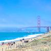Baker Beach - Beach | Outdoor Activity in San Francisco.