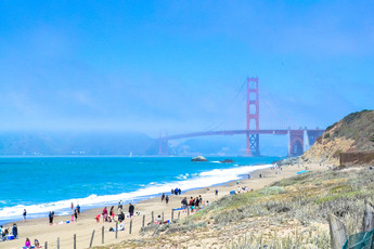 Best Beaches in San Francisco SF Beach Guide Party Earth