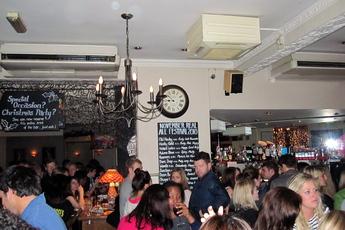 The Belle Vue - Pub in London.