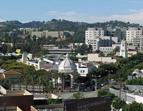 Westwood, Los Angeles.