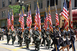 Memorial Day 2015 in Chicago