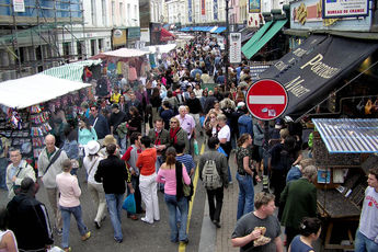 Portobello Road Market - Market | Outdoor Activity | Shopping Area in London.