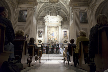 From Darkness Into Light - Concert | Tour | Performing Arts in Rome.