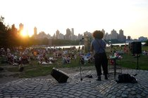 Summer Solstice Celebration at Socrates Sculpture Park - Outdoor Event | Wrestling | Concert | Fitness &amp; Health Event in New York.