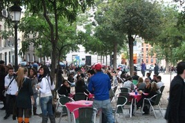 Plaza de la Paja - Landmark | Outdoor Activity | Plaza in Madrid.