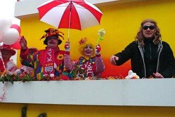 Karnevalsumzug in Berlin - Holiday Event | Parade in Berlin.