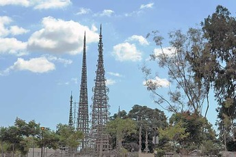 Watts Towers Day of the Drum Festival - Music Festival | Outdoor Event in Los Angeles.
