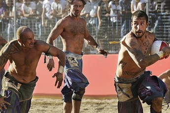 Calcio Storico Fiorentino - Sports in Florence.