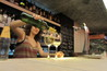 Zentraus - Bar   Restaurant in Barcelona.