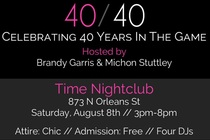 40/40 - Party | DJ Event in Chicago.