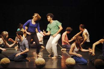 8th International Festival of Contemporary Dance - Dance Festival in Venice.