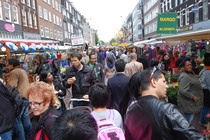 Albert Cuyp Markt - Market | Nightlife Area | Outdoor Activity | Shopping Area in Amsterdam.