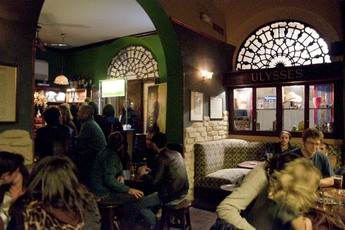 James Joyce - Caf | Pub in Florence.