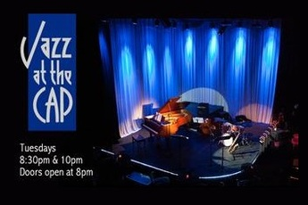 Jazz at the CAP - Concert in Los Angeles.