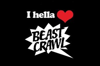 Beast Crawl - Literary & Book Event in San Francisco.