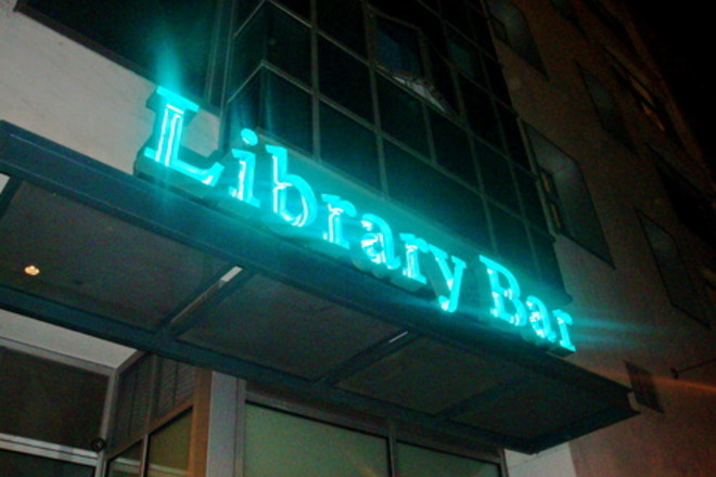 Photo of Library Bar
