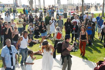 Venice Beach Music Fest - Music Festival | Arts Festival | Outdoor Event in Los Angeles.
